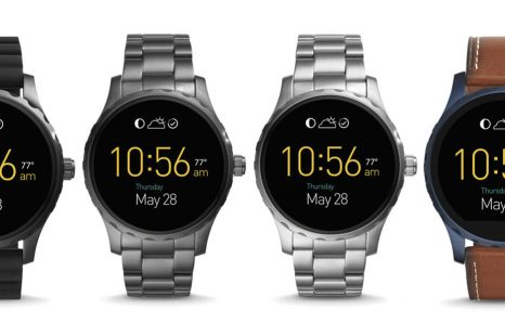 Fossil Q Wander Homme