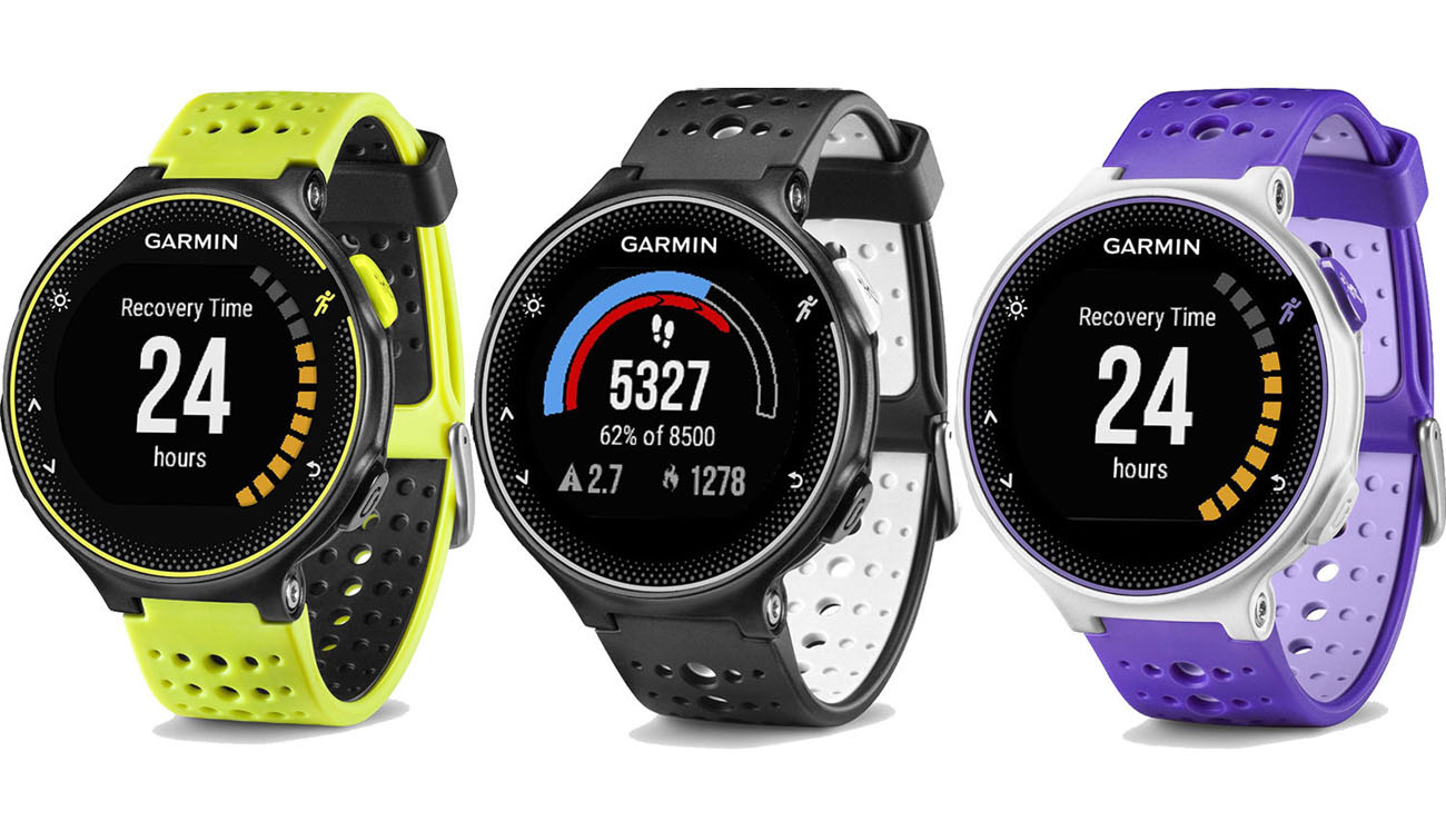 garmin forerunner 230 contre la montre montre connect es et montres sport. Black Bedroom Furniture Sets. Home Design Ideas