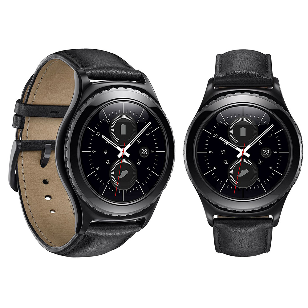 samsung gear s2 classic contre la montre montre connect es et montres sport. Black Bedroom Furniture Sets. Home Design Ideas