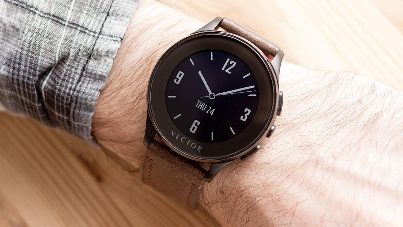 vector luna contre la montre montre connect es et. Black Bedroom Furniture Sets. Home Design Ideas