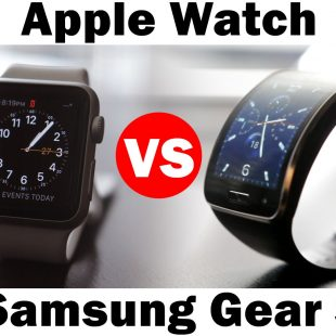 Apple Watch vs Samsung Gear S3: le duel