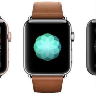 Vous pourrez peut-être un jour recharger votre Apple Watch grâce à son remontoir