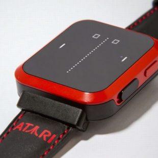 Gameband, la nouvelle smartwatch hommage à Atari