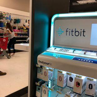 Fitbit, spécialiste des bracelets connectés, se met au régime