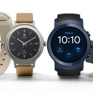 Tout sur les LG Watch Style et LG Watch Sport