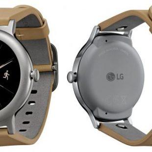 LG Watch Style : une image et un prix pour la future montre connectée de Google
