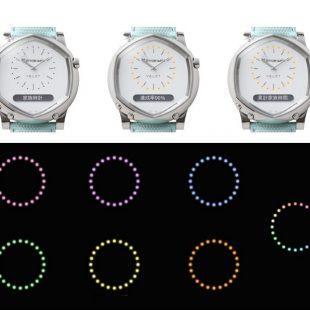 Cette montre connectée surveille le temps que vous passez en famille