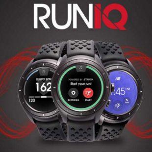 New Balance lance sa première smartwatch sous Android Wear