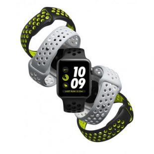 Apple Watch : découvrez les nouveaux bracelets !