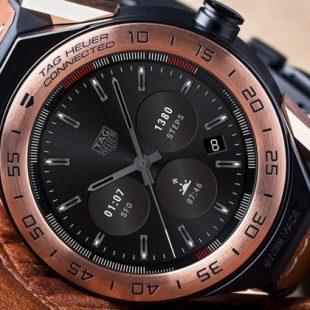 Tag Heuer : sa nouvelle montre connectée entièrement modulaire coûte 1600 euros