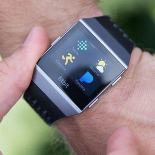 Montre connectée : la Fitbit Ionic peut mesurer votre taux de glucose